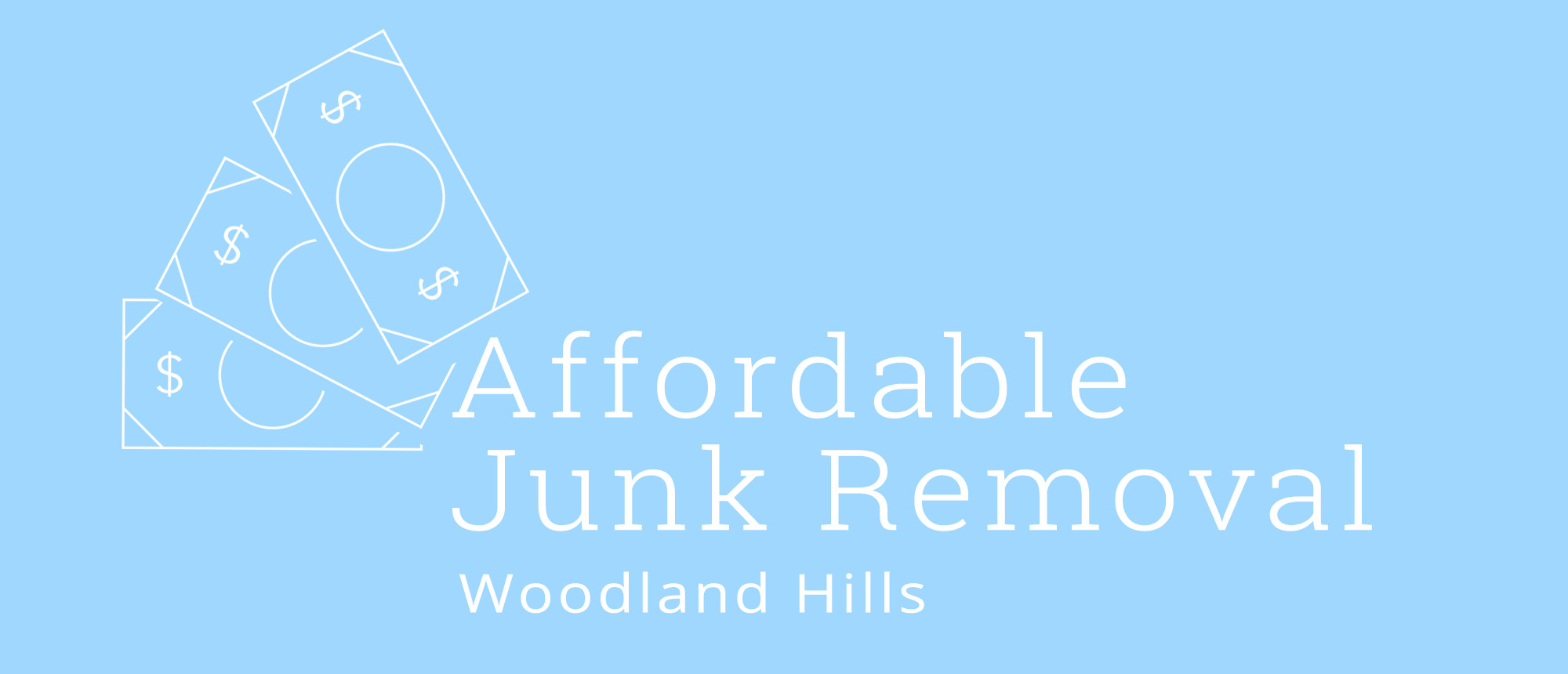 junk removal woodland hills